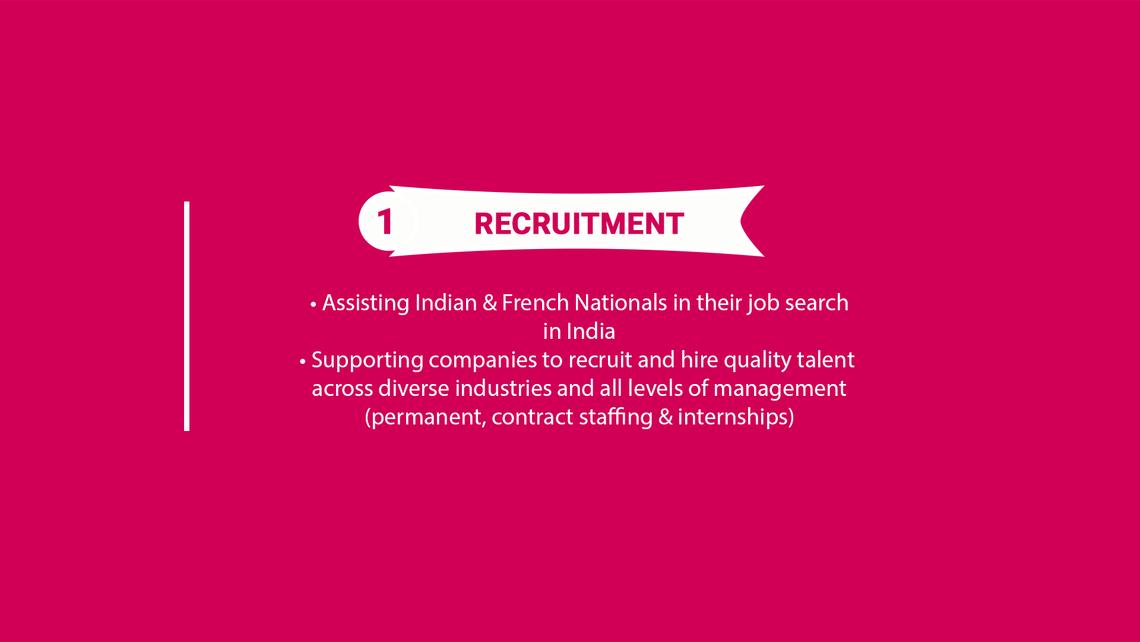 HR & Recruitment | CCI France Inde
